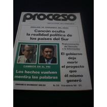 Proceso - Cancún Oculta La Realidad Política.n° 259 Oct 1981