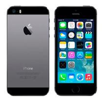 Apple Iphone 5s 16 Gb Negro 4glte Ref Libre Fabrica Metinca