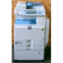 Fotocopiadora Color Laser Impresora Ricoh Mp C2500 Remate!!