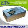 Caja Metalica - Personalizada- Sublimada