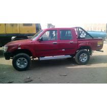 Toyota Hilux 4x4 Del Año 90 Motor 3l Con Muelles Adelante