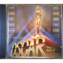 Cd O Melhor Do Oscar