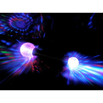 7 Vara Doble Boliche Especial Cotillon Luminoso Fiesta Led