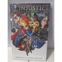 Injustice Gods Among Us Año 3 Vol.2 Americano (en Ingles)