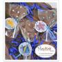 10 Paletas Artesanales De Chocolate - Personalizadas Candy