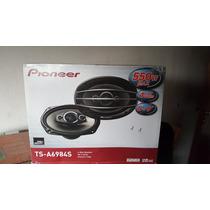 Parlantes Pioneer 6x9 550 Watt Cuatriaxial Nuevos En Caja!!!