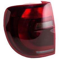 Lanterna Traseira Fox E Crossfox Após 2010 Fume - Esquerdo