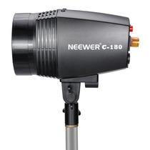 Flash Estrobo Neewer 180w Para Estudio/locación Envío Gratis