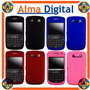 Forro Plástico Blackberry Javelin 8900 Carcasa Metalizada Bb