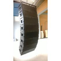 Caixas Acústicas Para Line Array Profissional !