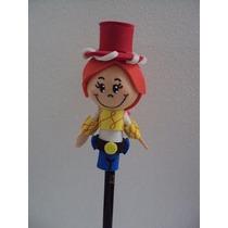 Recuerdo Presentación Cumpleaños Plumas Toy Story Foamy