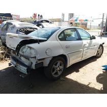 Pontiac Grand Am 2000 Gt Solo Por Partes Para Deshueso