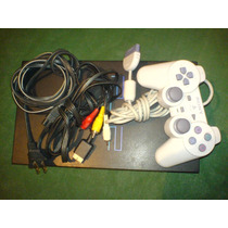Play Station 2 Fat Solo Lee Play One Original