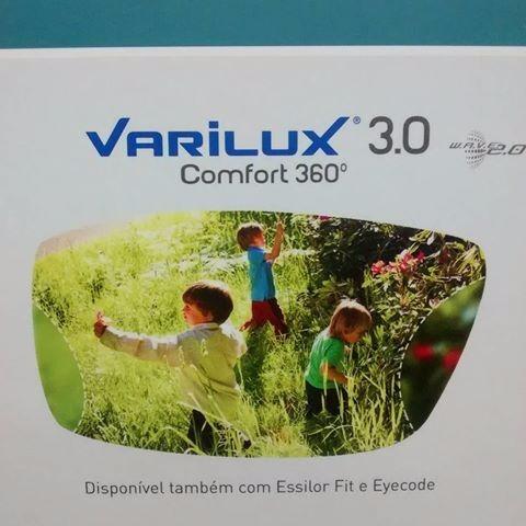 0d30b9210a745 Varilux Comfort 360 ( Digital) + Crizal Easy - R  999,00 em Mercado Livre