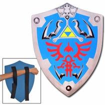 Escudo Legend Of Zelda Link Hylian Hyrule Triforce Foam