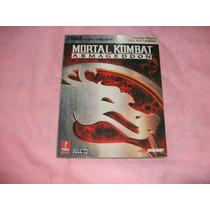 Guia Del Juego Mortal Kombat Armageddon Para Ps2 Y Xbox