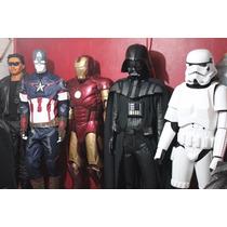 Darth Vader Traje Disfraz Adulto Star Wars Stormtrooper