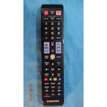 Remoto Samsung Lcd Led Plasma 3d Smart Toda Linha 00558a