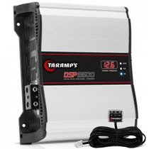 Modulo Amplificador Taramps Dsp2500 1 Canal 2500w Rms 1 Ohm