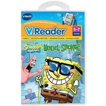 Vtech V.reader Cartucho - Bob Esponja