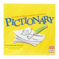Pictionary Games Edicion Familiar Bgg45