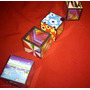 Alcancía Cubo Mágico, Efecto Óptico Con Luces