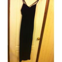 Vestido De Fiesta Elegante Ajustado,elastizado , Talla L