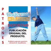Patrones Imprimible Uniforme Escolar Mono Y Sueter Sport