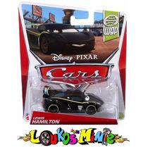 Disney Cars 2 Lewis Hamilton Corredor Da Inglaterra Lacrado