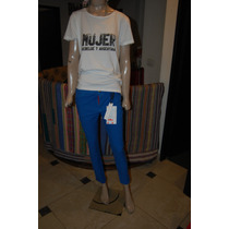 Maria Cher Pantalon Chupin Color Promo