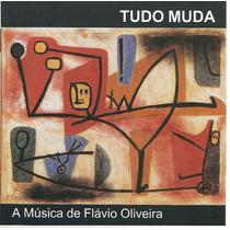 Cd Flavio Oliveira A Musica De Tudo Muda Novo,lacrado,origi