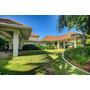Villa Punta Cana 4hab 4sala 3 Comedor Amueblada Full Golf