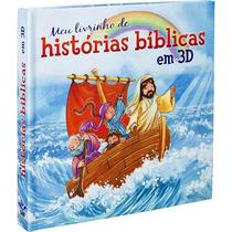 Meu Livrinho De Histórias Bíblicas Em 3d