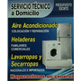 Service Servicio Técnico Heladeras Lavarropas Zona Norte