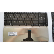 Teclado Toshiba C650 C655 C660 C665 L655 L670 L755 Nuevo Esp