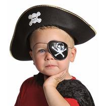 Sombrero Pirata Gorro Con Calavera
