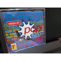 Erasure, Cd Pop!20 - 21 Sucessos, 1992 Promo22