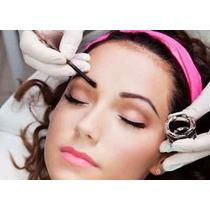 Pigmento Para Maquillaje Cejas Semipermanentes Kit X 3 Tonos