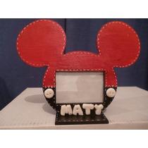 Portarretratos De Mickey /minnie