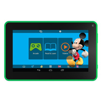 Tablet 7 Polaroid Kids Disney Android 4.4 Wifi Mundo Manias