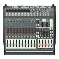 Mesa Amplificada Behringer Pmp4000 16canais,02072 Musical Sp