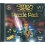 Simon The Sorcerer Puzzle Pack Juego Retro Año 1998 Pc