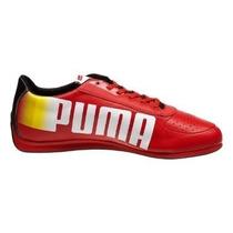 Tenis Puma Evospeed F1 Ferrari 1.2 Choclo Rojo 2013 Gym