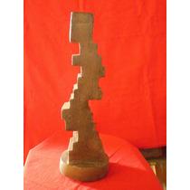 Esculturapedrocominelli1993abstratocubistaassinada Exclusiva