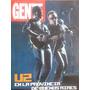 Revista Gente Especial U2 En La Provincia De Buenos Aires