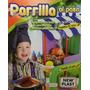 New Plast Parrilla Al Paso Con Acc Lalo 10613
