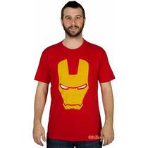 Polo Civil War Iron Man Team Cap Lo Que Buscabas
