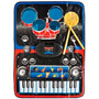 Alfombra Musical Infantil Banda De Rock Teclado Bateria Mp3