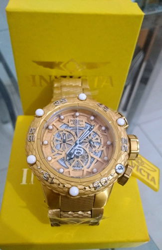 5a29620c46a Relógio Invicta Subaqua Noma 6 Cobra - R  630