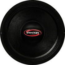 Alto Falante Ultravox Shocker 15 Pol 3000w Rms 4 Ohms Woofer